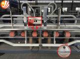 Carpeta Gluer automática de alta velocidad de cuadro de la máquina de bebidas (JHX-2800)