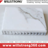 Facade를 위한 돌 Texture Aluminum Honeycomb Panel