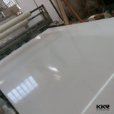 Big dalle de pierre de quartz blanc pour le compteur haut de page