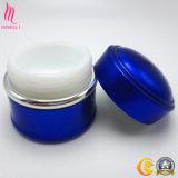 化粧品のパッキングのための2つのカラーAlumiteのクリーム色の瓶