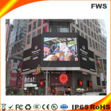 P8mm (P3.91 P4.81 P5 P6 P10) Display de LED Publicidad