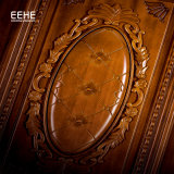 Ouvrir les portes de pivotement double en bois pour Villa