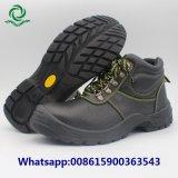 Высокое качество промышленных черный Защитная обувь