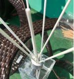 ファイバーのPE袋、藤のコア、芳香の香りの揮発性棒のリード拡散器の棒
