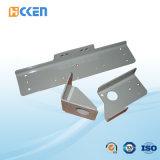 Suporte de alumínio feito-à-medida de dobra do metal de folha