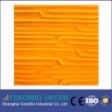 Scheda acustica di goffratura della fibra di poliestere per impermeabilizzazione sana