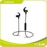 O Bluetooth V4.2 com controlo de volume do fone de ouvido sem fio Bluetooth