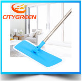 Microfiber flacher Mopp-Haushalts-einfacher Stock-Fußboden-Mopp