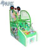 La conception de dessins animés attrayant pour les enfants Salle de Jeux de Basket-ball Machine de jeu