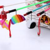 Fisch-Form-Katze-Spielzeug-Plastikhaustier-Spielzeug