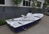 Barco de Pesca Liya Cascos de fibra de vidro para venda