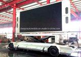 à l'extérieur remorque réglable d'écran DEL du véhicule coloré DEL de la porte