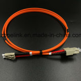 Câble à fibres optiques Sc-Sc les cordons de brassage