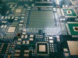 Panneau dur de carte de connecteur plat d'or sur Trf-45 taconique