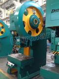 J21-160t 금속 산업 구멍 펀치 힘 압박