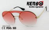 Fashion óculos com lentes de Uma Peça Km17229