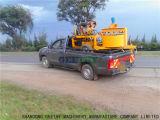 케냐 M7mi 찰흙 맞물리는 벽돌 기계