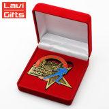Commerce de gros logo gravé or métalliques personnalisées Bitcoin souvenirs Coin