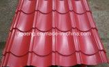 Nuevo tipo de material de construcción el tramo largo PPGI PPGL corrugado/metal roofing