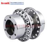 Peça de alumínio do cubo do ciclo do CNC da precisão