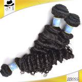 Cheveux brésiliens est vierge sèche et Remy Hair