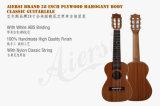 28 verplaats Al Lichaam Guitarlele van het Mahonie voor Verkoop centimeter voor centimeter