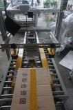Doppelt-Spalte automatische Falz-Deckel-Karton-Dichtungs-Verpackungsmaschine für Nahrung