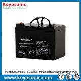 Батарея самого лучшего хранения силы AGM UPS 12V 35ah VRLA цены свинцовокислотная