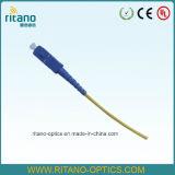 Perte inférieure à plusieurs modes de fonctionnement 0.2dB de tresses de fibre optique de Sc 50/125 avec le fonctionnement stable de caractéristiques