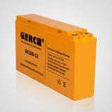 bateria livre do gel da manutenção de 12V 250ah, bateria do UPS, bateria da potência solar, bateria das energias eólicas para UPS, EPS, telecomunicações