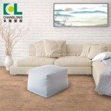 Commerciaux et de l'intérieur du grain du bois d'Interverrouillage de plancher en vinyle PVC, ISO9001 Changlong Clw-13