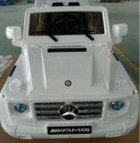 Conduite d'enfants de Mercedes G55 sur le jouet de véhicule électrique