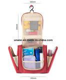 De waterdichte Toiletry Kosmetische Zak van de Make-up met Haak voor de Reis van de Reis