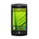 본래 Blackbexxy 9850는 이동 전화 3G에 의하여 개장된 Smartphone를 자물쇠로 열었다