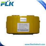 Aus optischen FasernOTDR Produkteinführungs-Kabel-Management-Kasten mit kundenspezifischem Verbinder