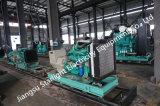 Weichaiエンジン150kVAの無声ディーゼル発電機が付いている120kw電気ディーゼル発電機