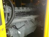 генератор супер молчком UK Perkins силы 8kVA-2000kVA электрический тепловозный