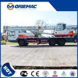 La parte superior de la marca china Zoomlion 12 Ton pequeña Mobiletruck Mini grúa QY12d431