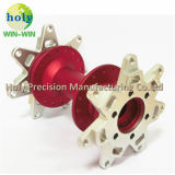7075 6061-T6 Aluminum Machining Metal Precision Anodized CNC Shares