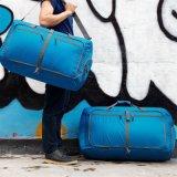 Zakken Duffle van de Capaciteit van Oxford van de douane de Grote Vouwbare voor Sporten, het Reizen