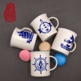 Proveedor de China China hueso nuevo taza de café de cerámica taza de té