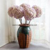 卸売の人工絹のアジサイの球の形のアジサイの偽造品のArtificailの絹のアジサイ