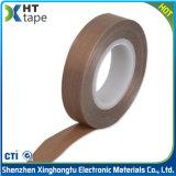 nastro adesivo del Teflon del silicone PTFE di spessore di 0.13mm