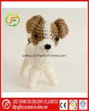 Venta caliente perro de ganchillo a mano juguetes para bebé regalo
