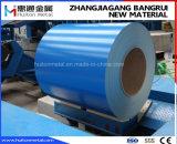 Vorgestrichenes beschichtetes galvanisiertes Stahlblech des Gi-Stahlring-PPGI PPGL Farbe im Ring