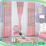 Dormitorio de Damasco al por mayor fabricante de cortinas de cristal con bordado