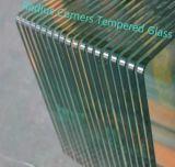 Polimento da borda do vidro laminado sem caixilho com Certificateas Australiano/NZS 2208 1996