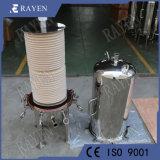 Vino de acero inoxidable Filtro de membrana de la cerveza el filtro de membrana filtro lenticular