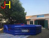 9*9m interaktiver aufblasbarer Wipeout-mechanisches Spiel für Verkauf