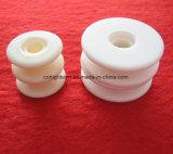 Piezas de cerámica de la alta de la dureza materia textil del alúmina